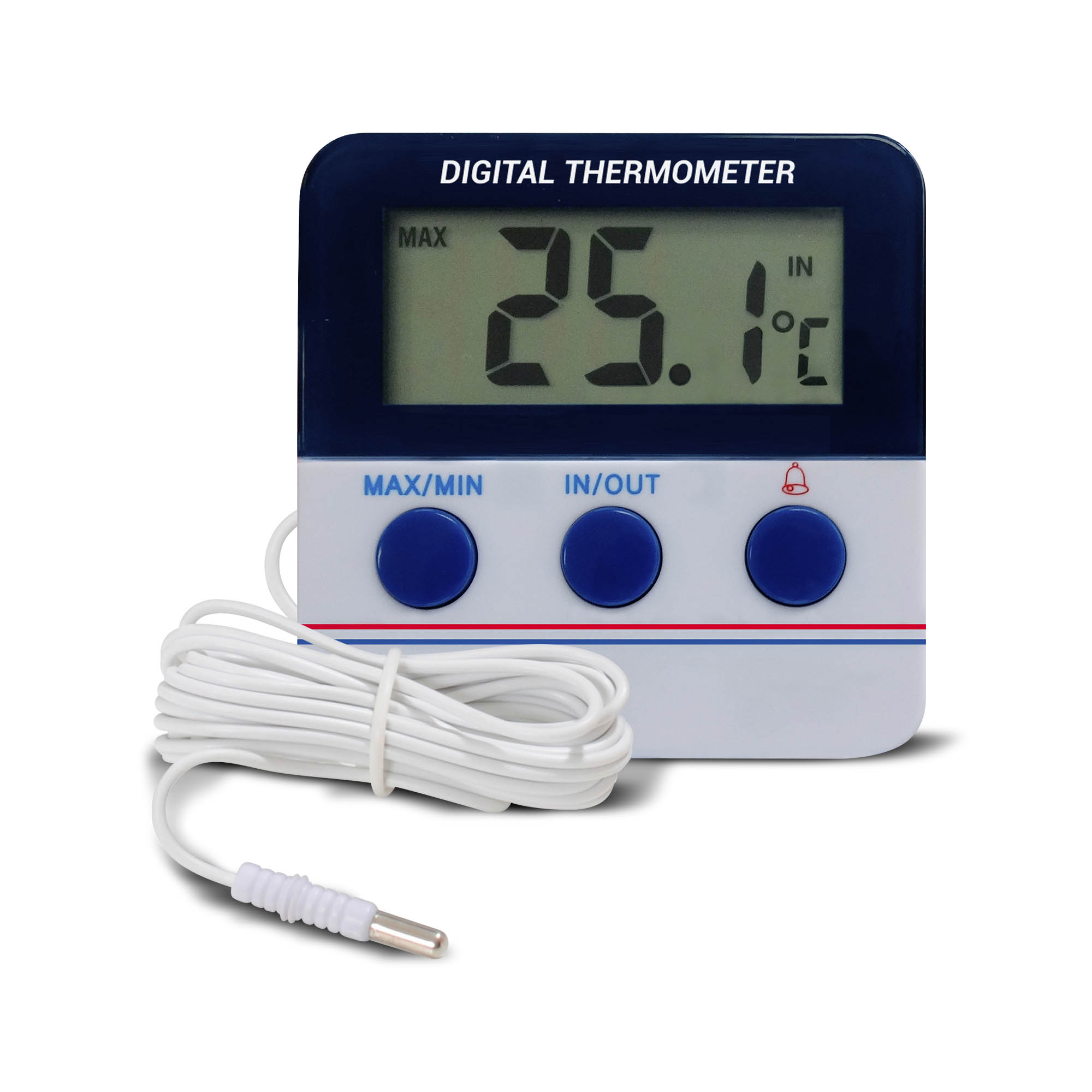 Termômetro com Alarme para Freezer / Geladeira - BL-22