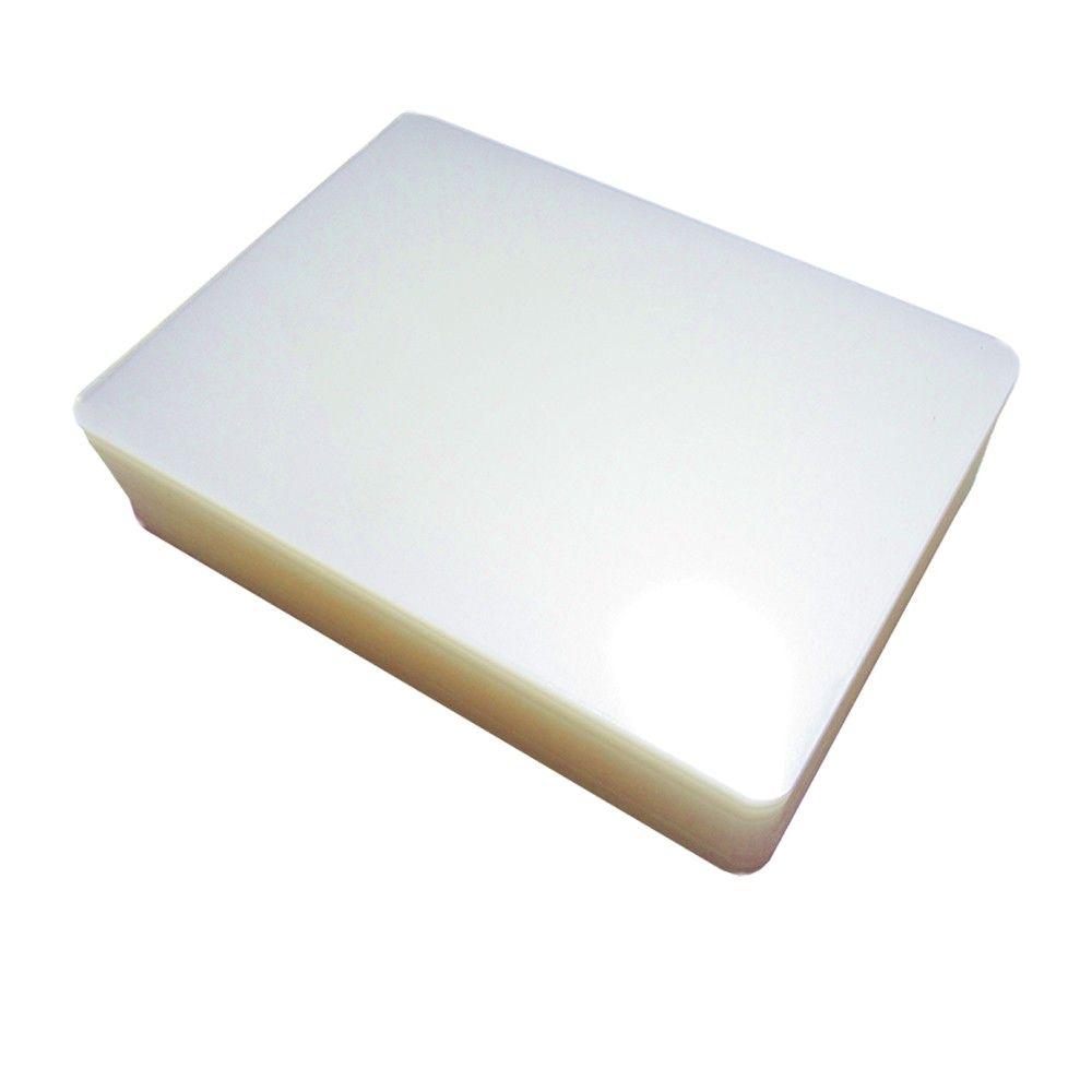 Polaseal plástico para plastificação Ofício I 226x340 0,10mm 100un