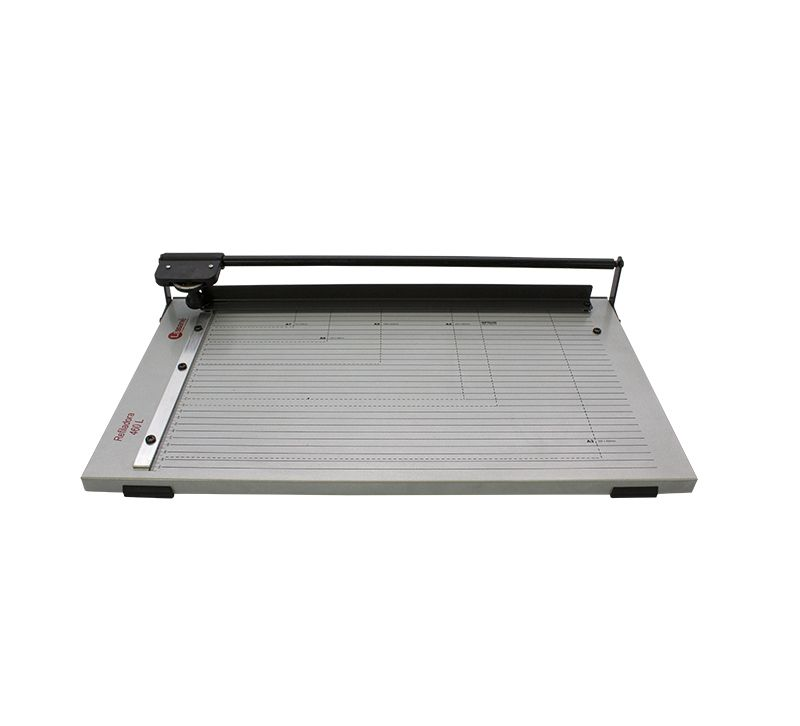 Refiladora Guilhotina Corte Rotativa 460mm (+ A3) Lassane