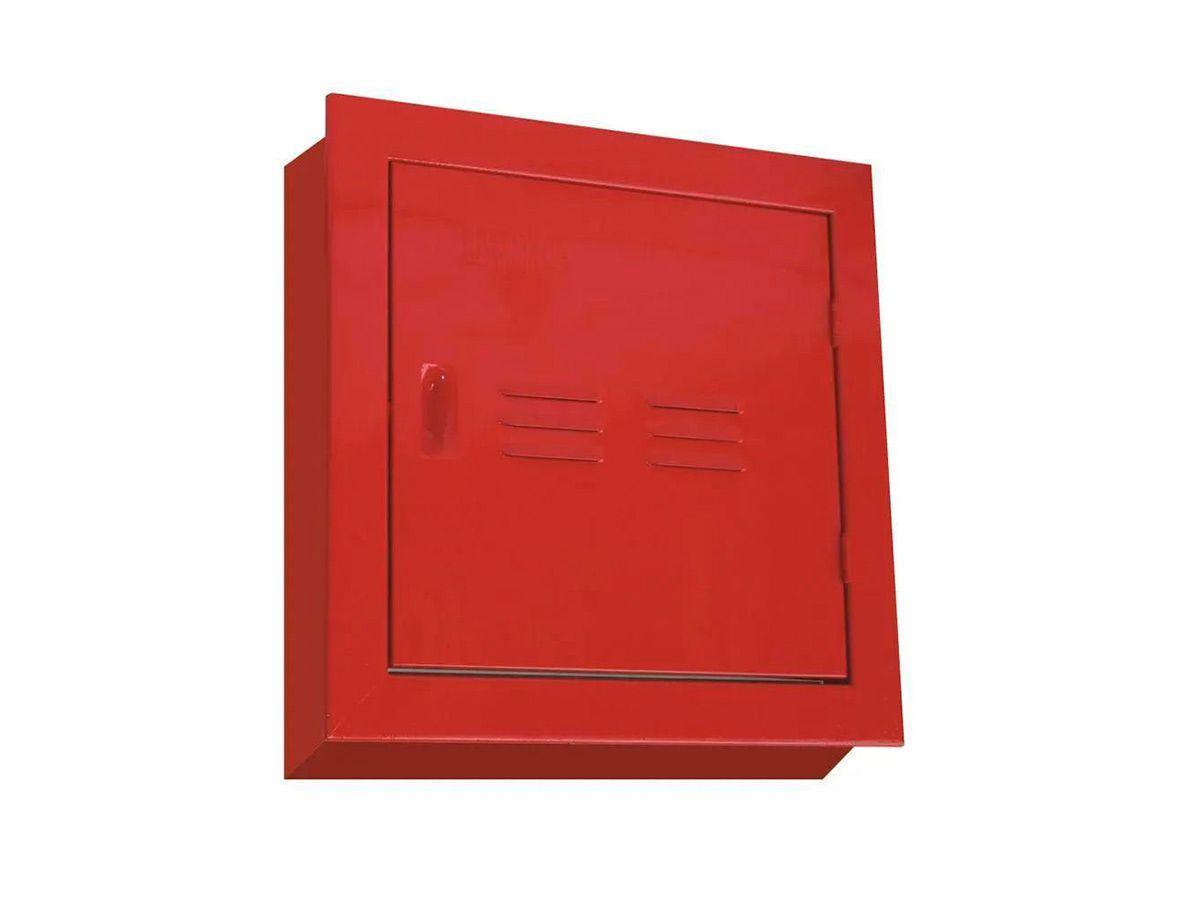 Abrigo de Hidrante para Registro Recalque Embutir 60x40x20cm