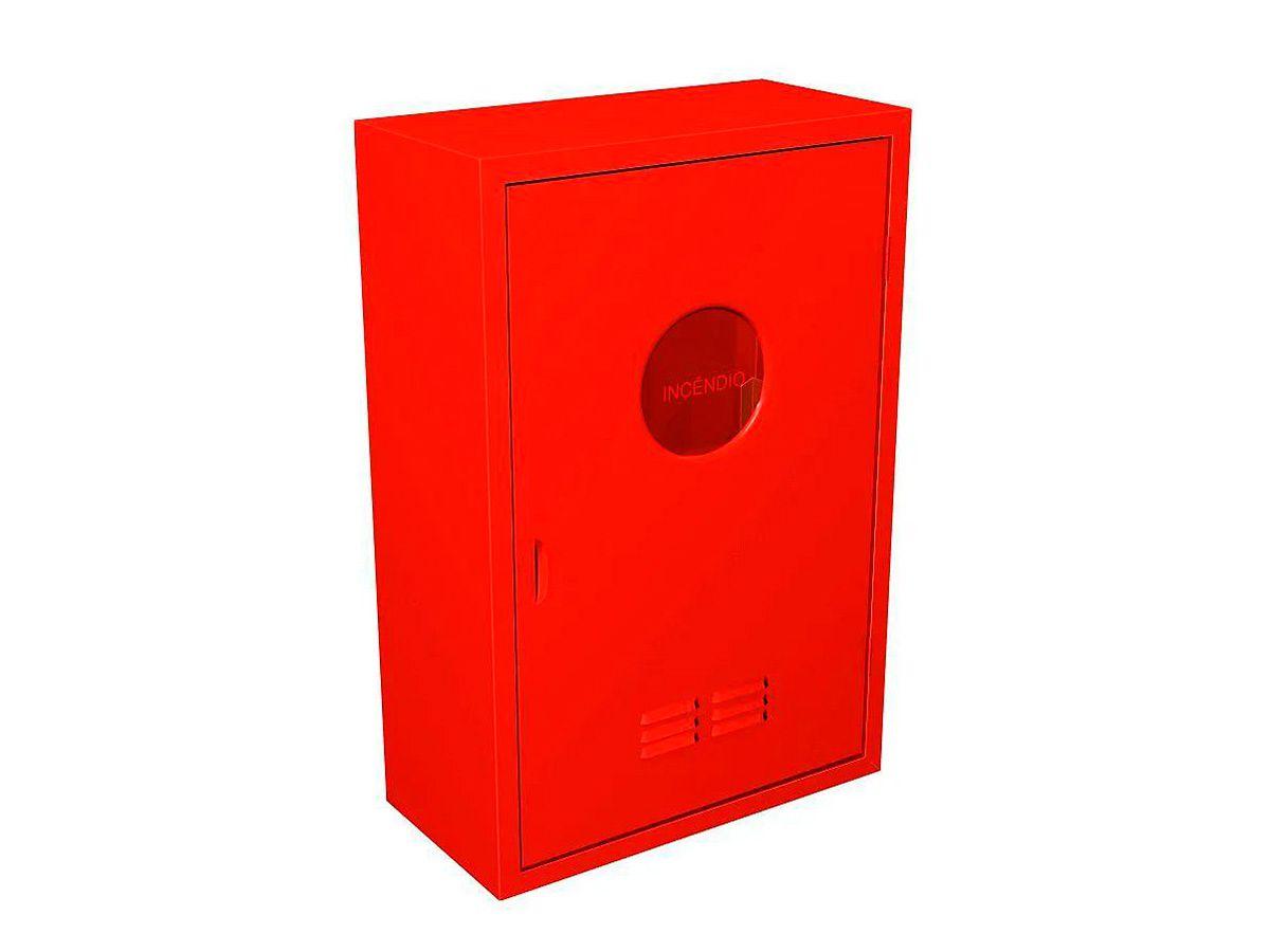 Abrigo para Mangueira de Incêndio de Sobrepor 90x60x17cm