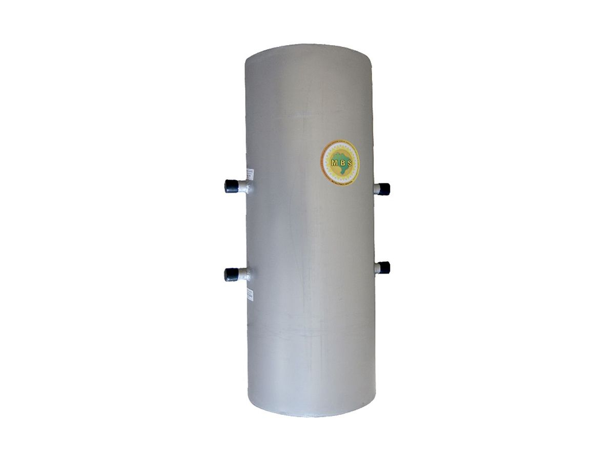 Cilindro Para Serpentina Aço Galvanizado 3/4  60lts 80x32cm