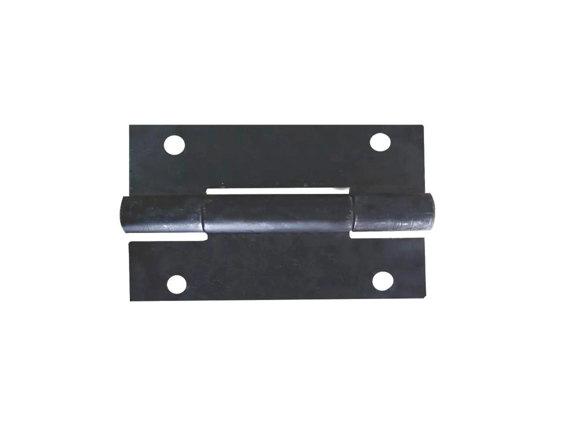 Dobradiça Aço Pesada Quadrada (par) 220x150mm