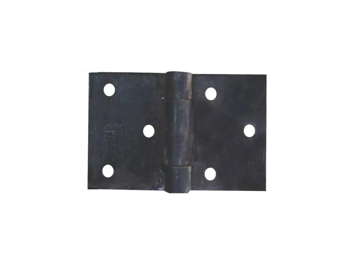 Dobradiça Aço Quadrada (par) 175x110mm N 02