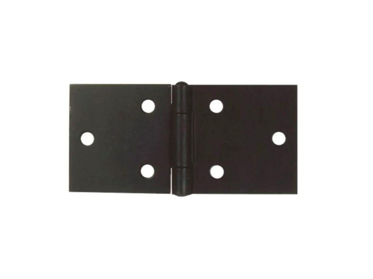 Dobradiça de Aço Pintada de Porta e Portão Reforçadas N 105