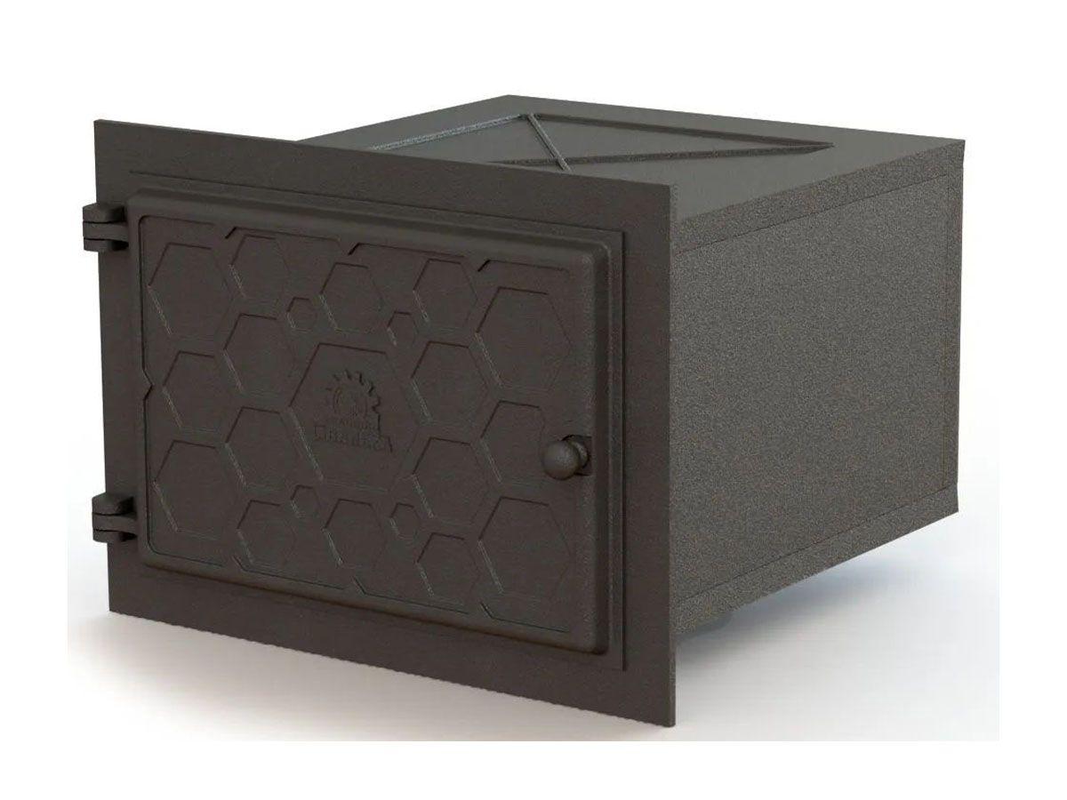 Forno Ferro Fundido Libaneza Modelo Colmeia 51x45,5x30,5 Cm