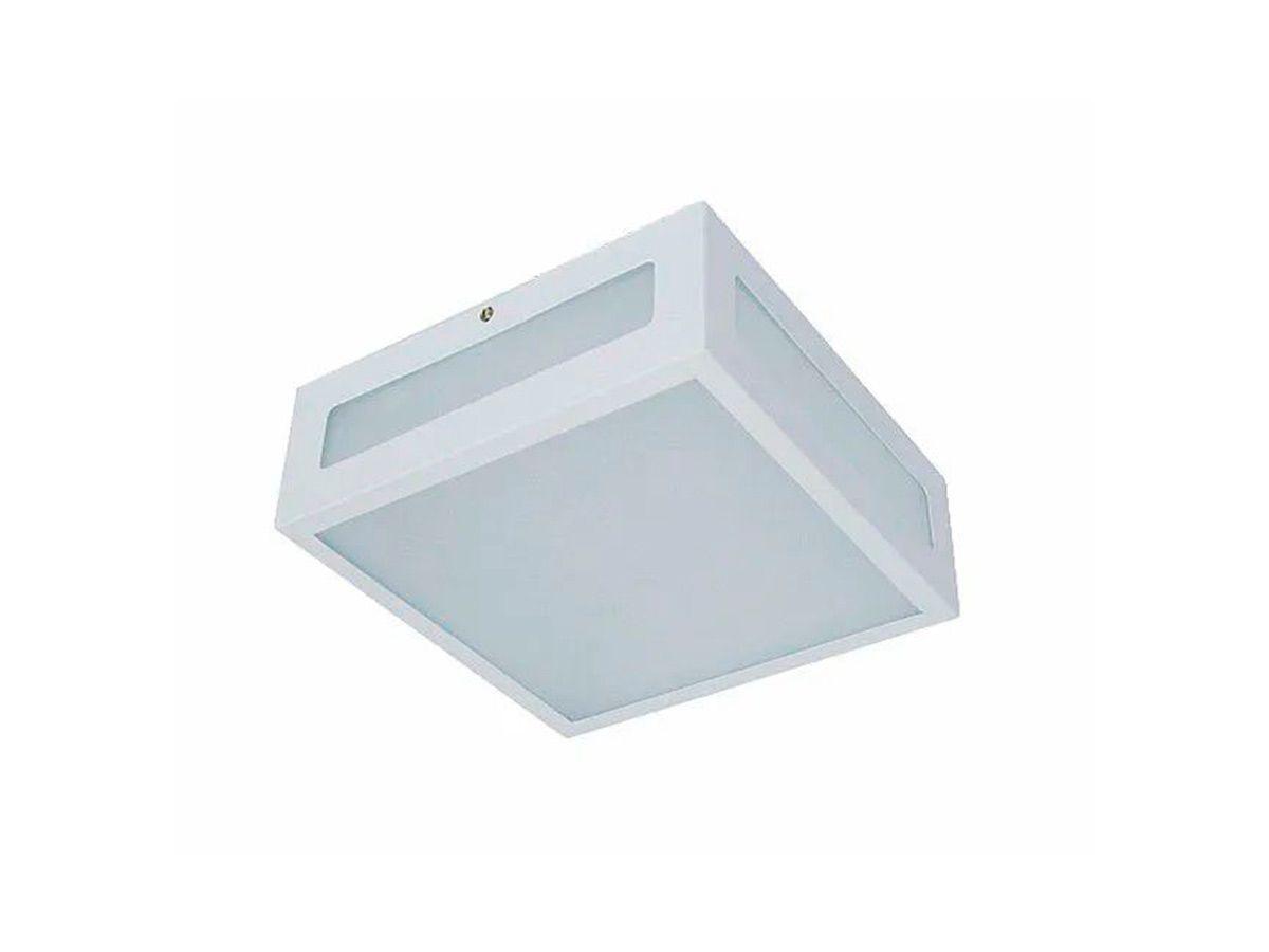 Plafon Teto Parede Direct Vazado Sobrepor Alumínio e Vidro