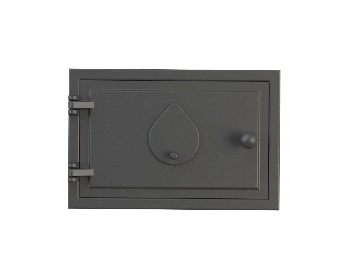 Porta Cinzeiro/fornalha Em Ferro Libaneza 18,5x31,5 Cm