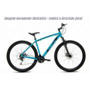 Bicicleta - BKL Best24 - Verde Água - 29er