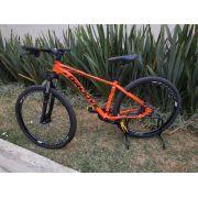 Bicicleta montada com quadro Groove tamanho 17