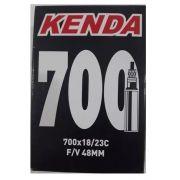 Camara Kenda 700x18-23C Presta 48 mm