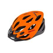 Capacete Epic Line Orange Led 55-58 MV-23