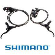 Freio Disco Hidraulico Shimano Alivio BL-M445 Dianteiro E Traseiro