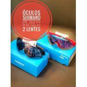 Óculos Shimano AeroLite