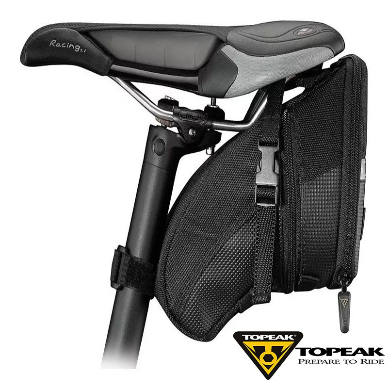 Bolsa De Selim Topeak Aero Wedge Pack Bike Grande