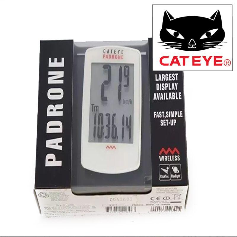 Cateye CC PA100W Padrone White