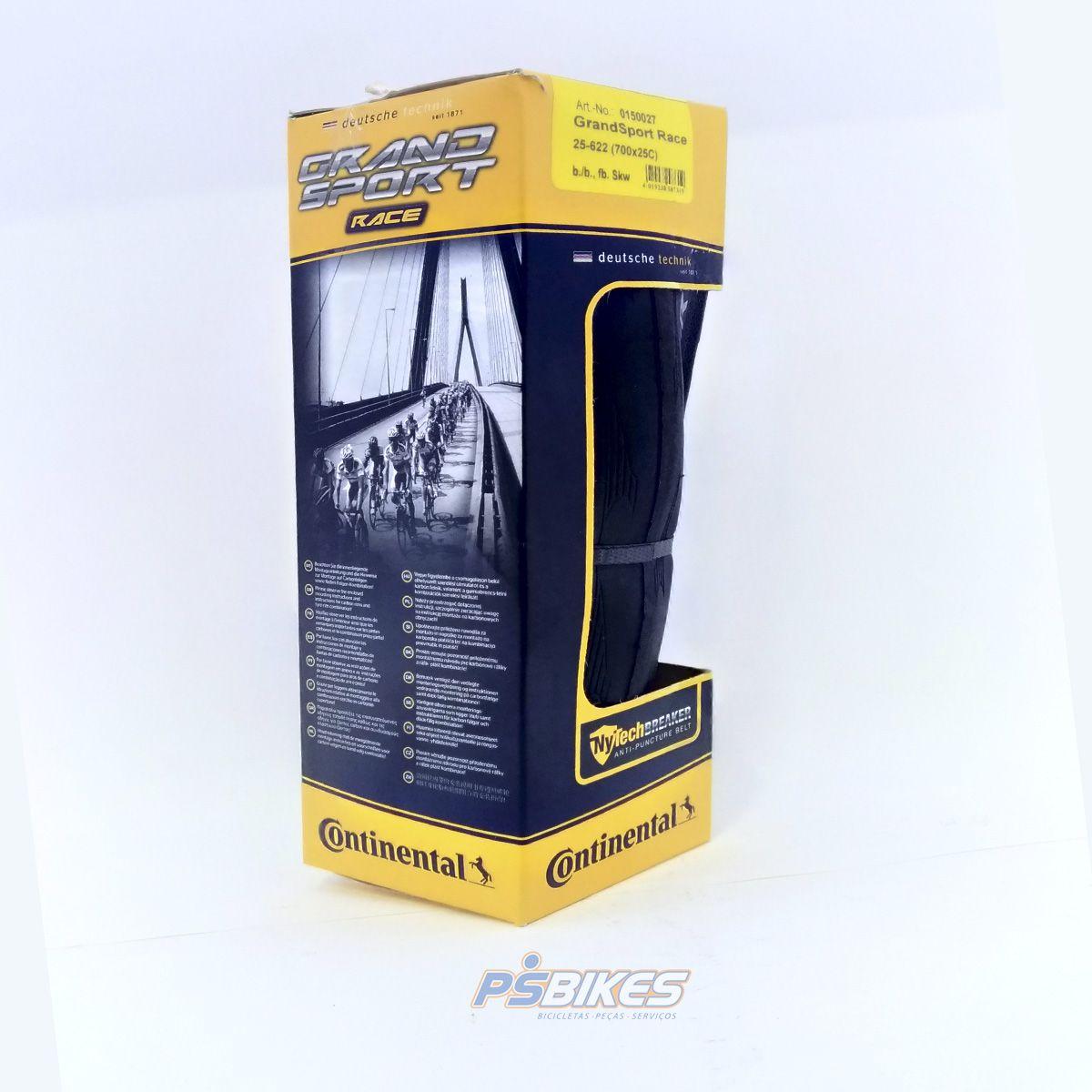 Pneu Continental GrandSport Race 700x25c