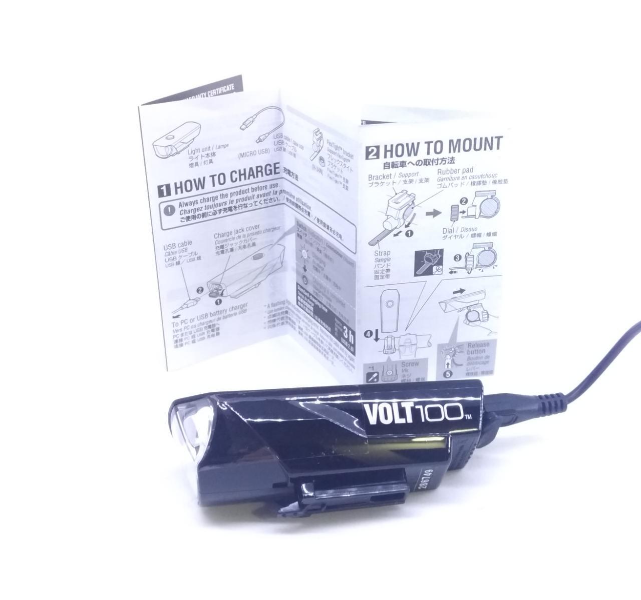 Volt100 (150LM) Cateye