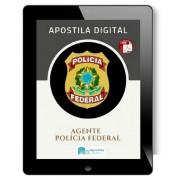 Apostila Concurso Agente de Policia  Federal 2020 - 2021 | Polícia Federal (2020/2021)