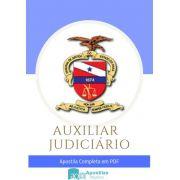Apostila Concurso Auxiliar Judiciário | TJ - Para