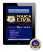 Apostila Concurso Escrivão 2020/2021 |Polícia Civil - PA
