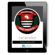 Apostila Concurso Escrivão - 2020 / 2021 | Polícia Civil - SP