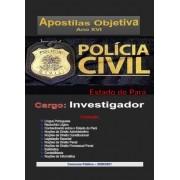 Apostila Concurso Investigador 2020/2021 |Polícia Civil - PA