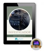 Apostila Investigador Policia Civil SP | Polícia Civil  2020/2021