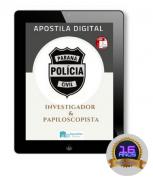 Apostila Concurso Investigador e Papiloscopista | Polícia Civil Paraná