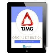 Apostila concurso Oficial de Justiça Avaliador | TJ - Minas Gerais