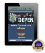 Apostila DEPEN- Analistas e Especialistas - Concurso 2021 | DEPEN 2021