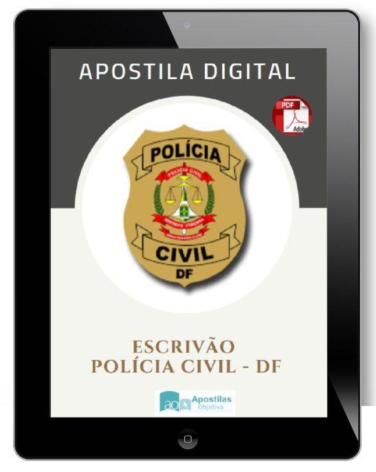 Apostila Concurso Escrivão | Polícia Civil - DF