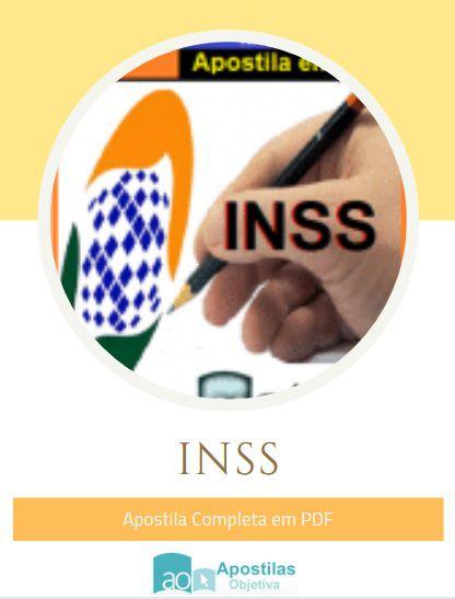 Apostila Técnico Seguro Social | Concurso INSS