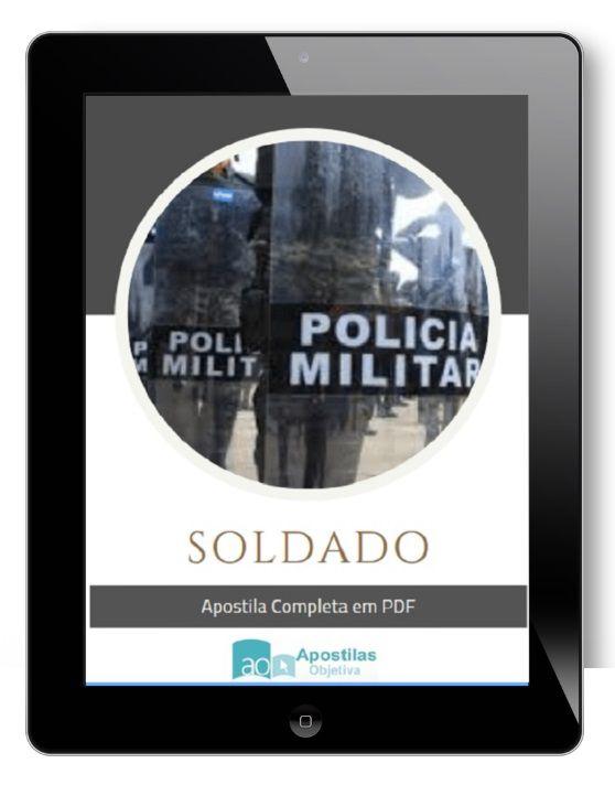 Apostila Concurso Soldado   Polícia Militar - SP