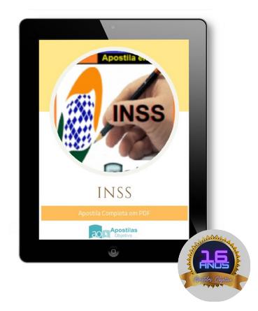 Apostila Concurso INSS | Técnico Seguro Social