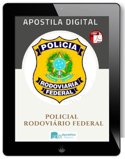 Apostila Policial Rodoviario Federal - 2021 | Polícia Federal