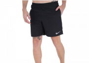 BERMUDA NIKE CHANLLGER RUN 7IN MASCULINO - PRETO