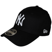 BONÉ NEW ERA  3930 HIGH CROWN MLB NEW YORK YANKEES - PRETO E BRANCO