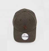 BONÉ NEW ERA 940 NEW YORK YANKEES MLB -  VERDE ESCURO