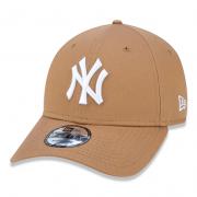 BONÉ NEW ERA 9FORTY MLB NEW YORK YANKEES KAKI - BEGE