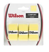 OVERGRIP WILSON PRO (PACK COM 3 UN.) -  AMARELO