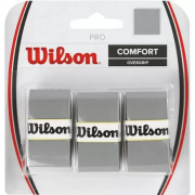 OVERGRIP WILSON PRO (PACK COM 3 UN.) -  CINZA