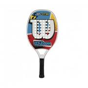 RAQUETE DE BEACH TENNIS WILSON  WS 27.20 - AZUL