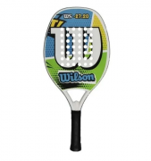 RAQUETE DE BEACH TENNIS WILSON  WS 27.20 - VERDE