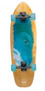 SKATE NITRO SIMULADOR DE SURF CARLOS BURLE TAHITI