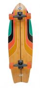 SKATE NITRO SIMULADOR DE SURF RAINBOW