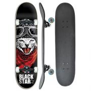 SKATE URGH BLACK STAR CAT 7.8