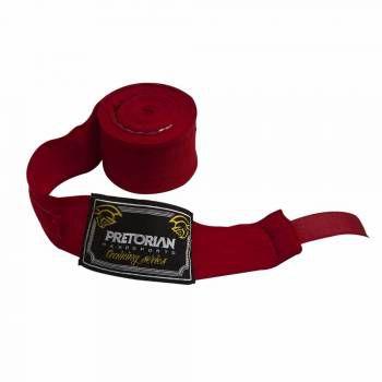 Bandagem Elástica Pretorian 3m - Vermelha