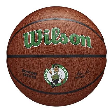 BOLA DE BASQUETE WILSON BOSTON CELTICS NBA TEAM ALLIANCE 7