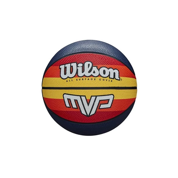 BOLA DE BASQUETE WILSON MVP RETRO - TAMANHO 7